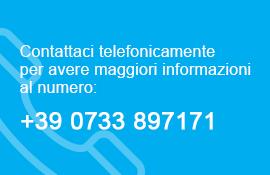 Contattaci telefonicamente
